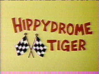 Hippydrome Tiger (1968) (Short)