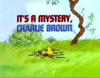It's a Mystery, Charlie Brown (1974).jpg