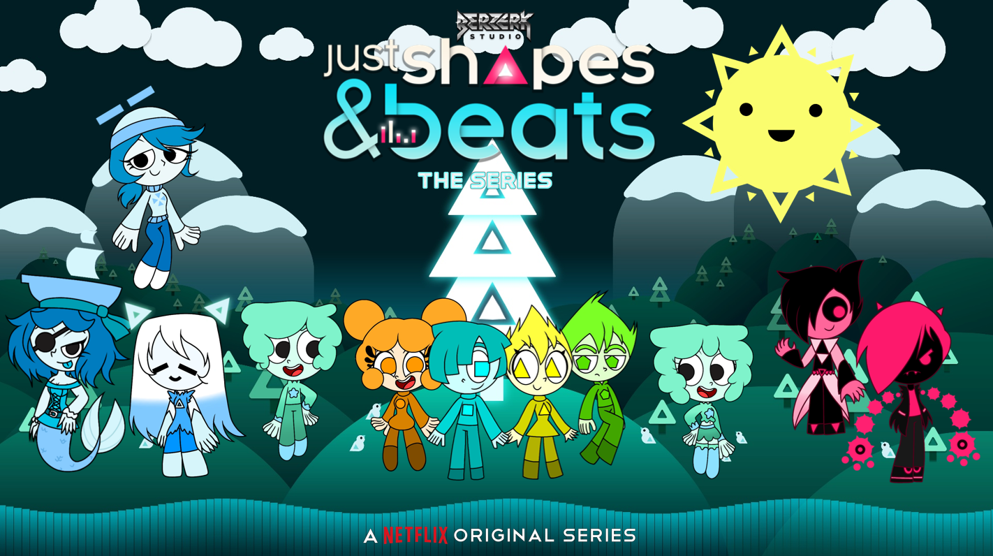 Just Shapes & Beats: The Series