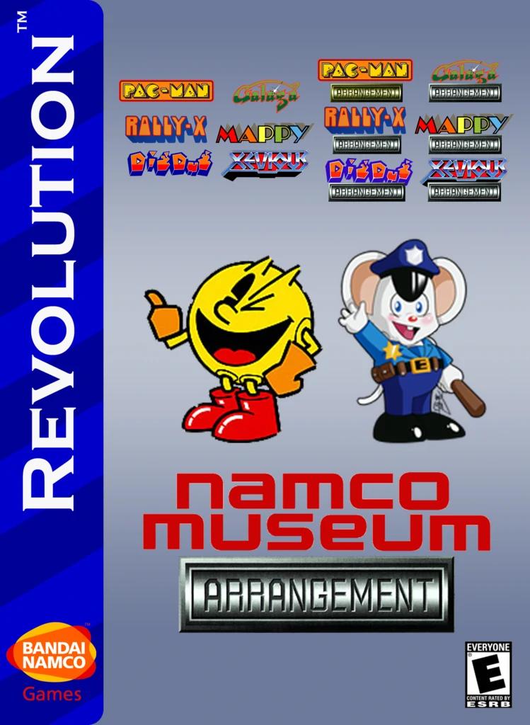Namco Museum Arrangement