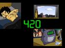 402 Sound Ideas, CLOCK, ALARM - ELECTRONIC CLOCK ALARM BUZZING