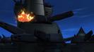 Keroro vs. Keroro Great Sky Duel Anime Explosion Sound 3