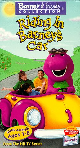 Riding in Barney's Car (1995 video)