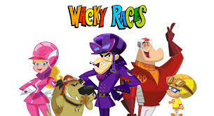Wacky Races (2017 TV Series)
