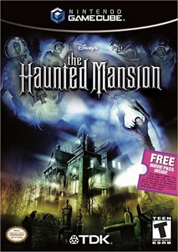 Disney's The Haunted Mansion (Video Game)
