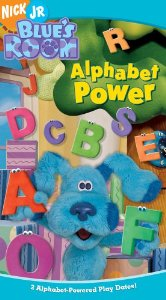Blue's Room - Alphabet Power (2005) (Videos)