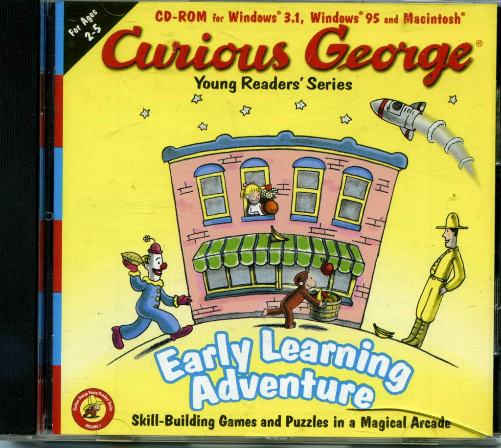 Curious George: Early Learning Adventure