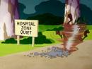 Looney Tunes Cartoons TAZ SPIN 27