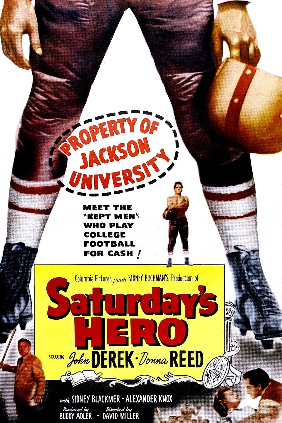 Saturday's Hero (1951)