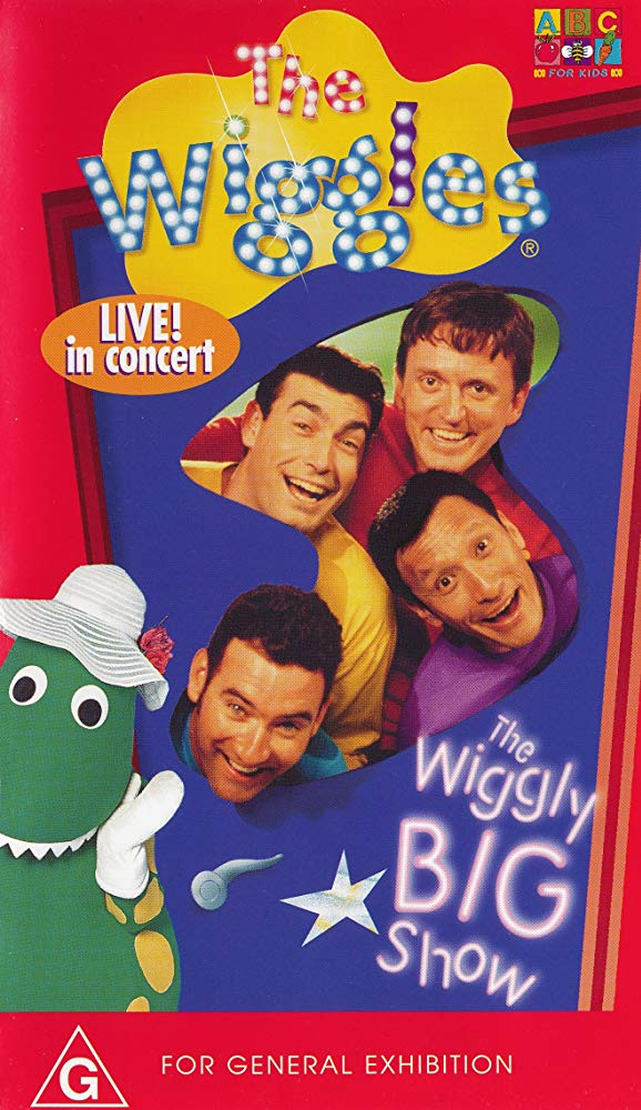 The Wiggles - The Wiggly Big Show (1999) (Videos)