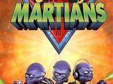 Butt-Ugly Martians