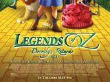 Legends of Oz: Dorothy's Return (2014)