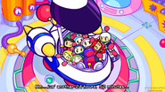 Super Bomberman R Cutscene Opening SEVERAL RUBBER SQUEAKS, STRETCH