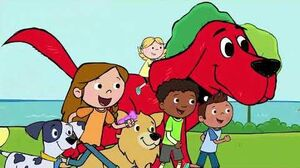 Clifford The Big Red Dog Theme Song!