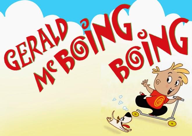 Gerald McBoing Boing (2005)