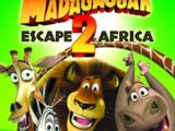 Madagascar: Escape 2 Africa (2008) (Video Game)