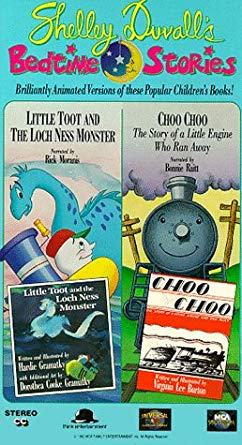 Shelley Duvall's Bedtime Stories: Little Toot / Choo Choo