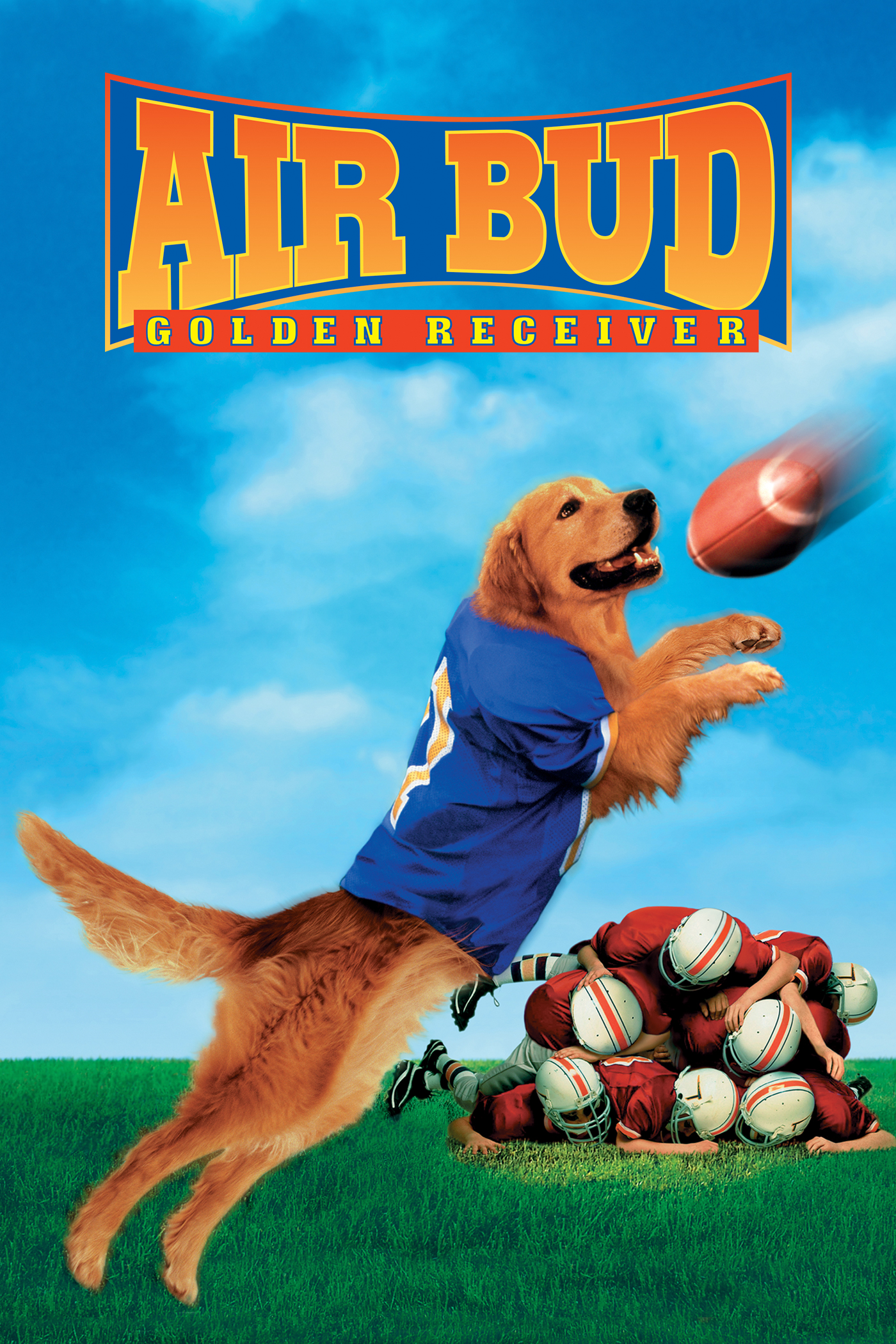 Air Bud: Golden Receiver (1998)