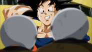 Dragon Ball Super Ep. 56 Anime Weird Sound 1 (Low Pitched)