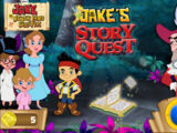 Jake and the Never Land Pirates: Jake's Story Quest (Online Games)