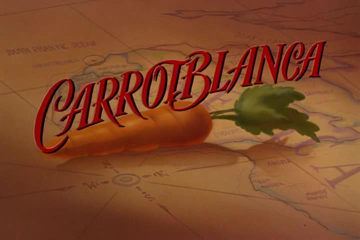 Carrotblanca (1995 Short)