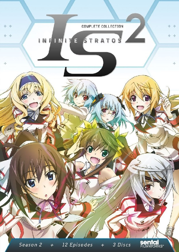 Infinite Stratos 2: Long Vacation Edition