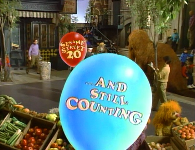 Sesame Street: 20 Years & Still Counting! (1989)
