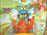 Let's Explore the Farm With Buzzy the Knowledge Bug