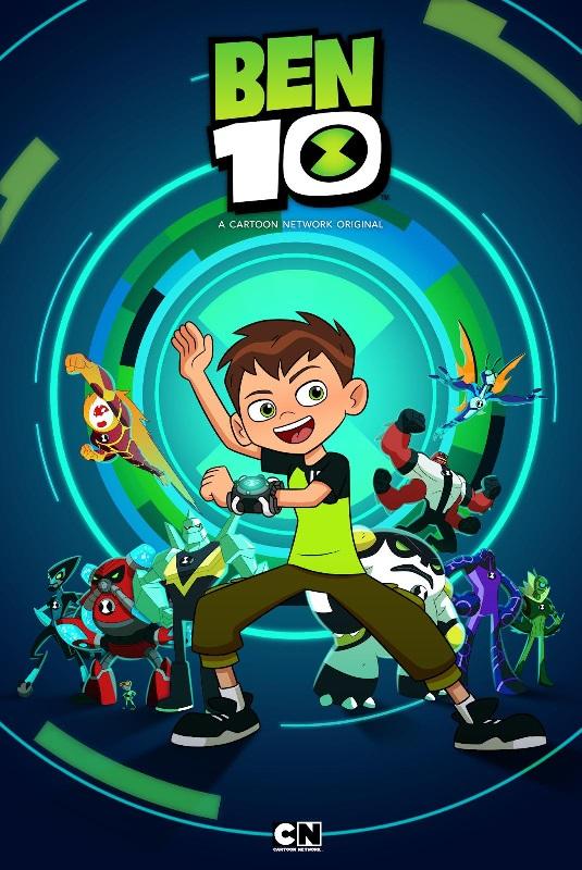 Ben 10 (2016 TV Series)