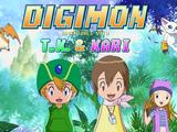 Digimon Adventures With T.K. & Kari