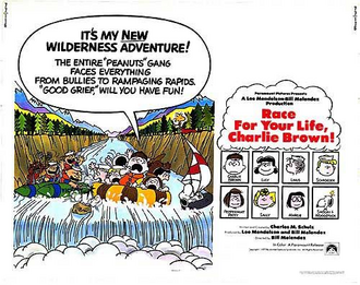 Race for Your Life Charlie Brown Poster.png