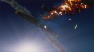 The Sky Crawlers (2008) SKYWALKER, WHOOSH - MUFFLED SWISH