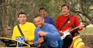 The Wiggles Racing to the Rainbow Sound Ideas, ZIP, CARTOON - QUICK WHISTLE ZIP IN