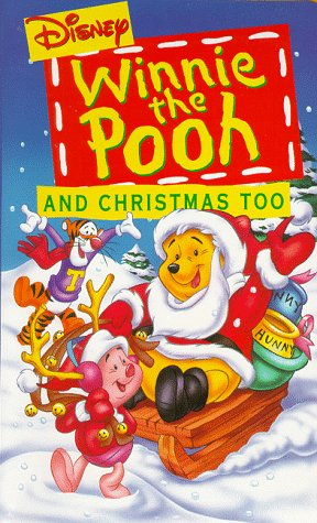 Winnie the Pooh and Christmas Too (1991)