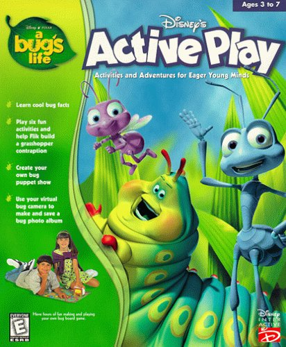 A Bug's Life: Active Play