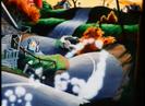 Disney Susie The Little Blue Coupe Car Horn Musical Tru CRT021401