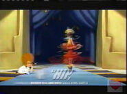 Emperor's New Groove TV Spot SWISH, CARTOON - TWIRLING SWISH, MEDIUM