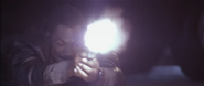 Metro (1997) GEORGE WATTERS II PISTOL SHOT 01