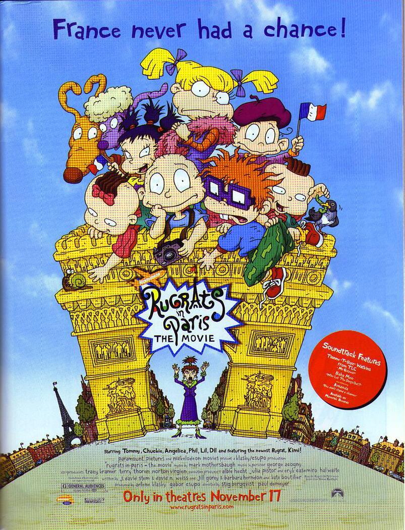 Rugrats in Paris: The Movie (2000)