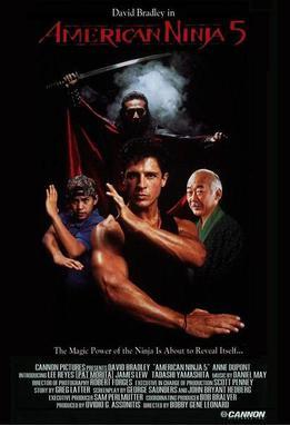 American Ninja V (1993)