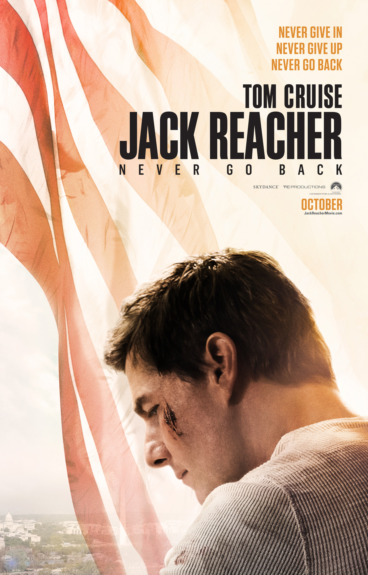 Jack Reacher: Never Go Back (2016)