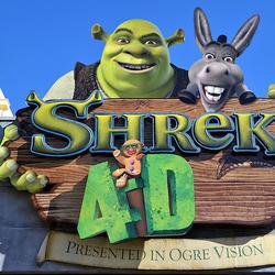 Shrek 4-D (Theme Parks)