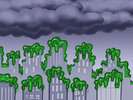 The Fairly OddParents Mother Nature Sound Ideas, SPLAT, CARTOON - PAINT FIGHT GLOP 02