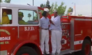 Good Burger Hollywoodedge, Fire Truck Siren Clos PE081501 (low pitched)