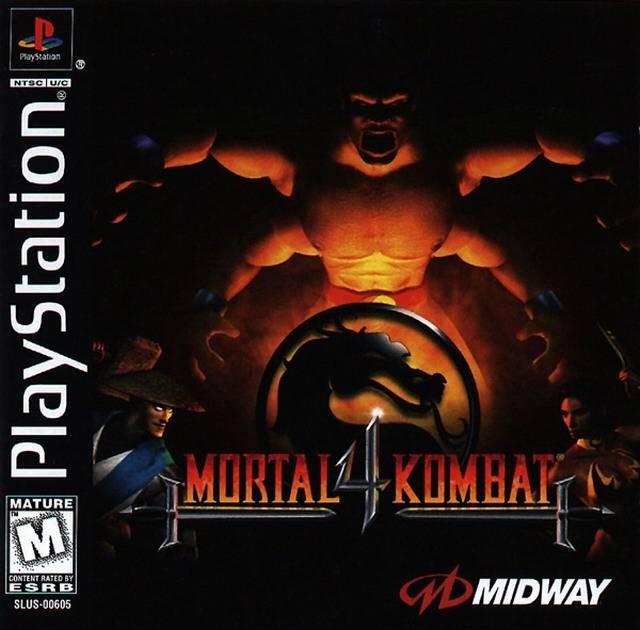 Mortal Kombat 4/Gold