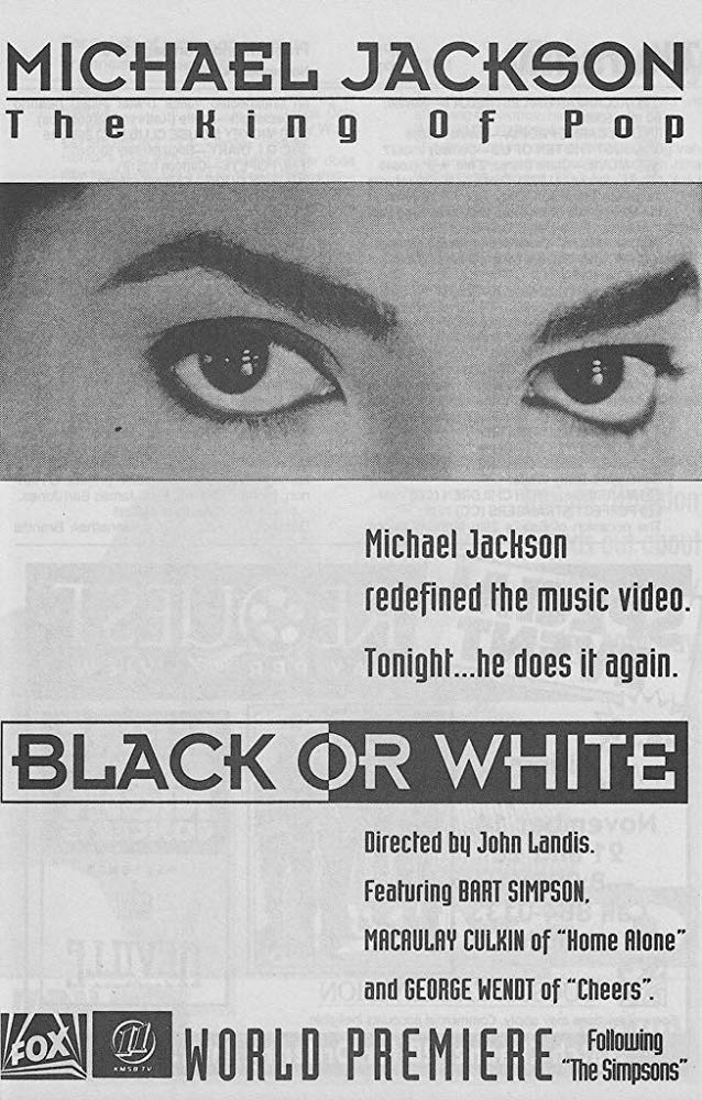 Michael Jackson's Black or White (1991)