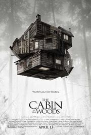 The Cabin in the Woods (2012) Poster.jpg