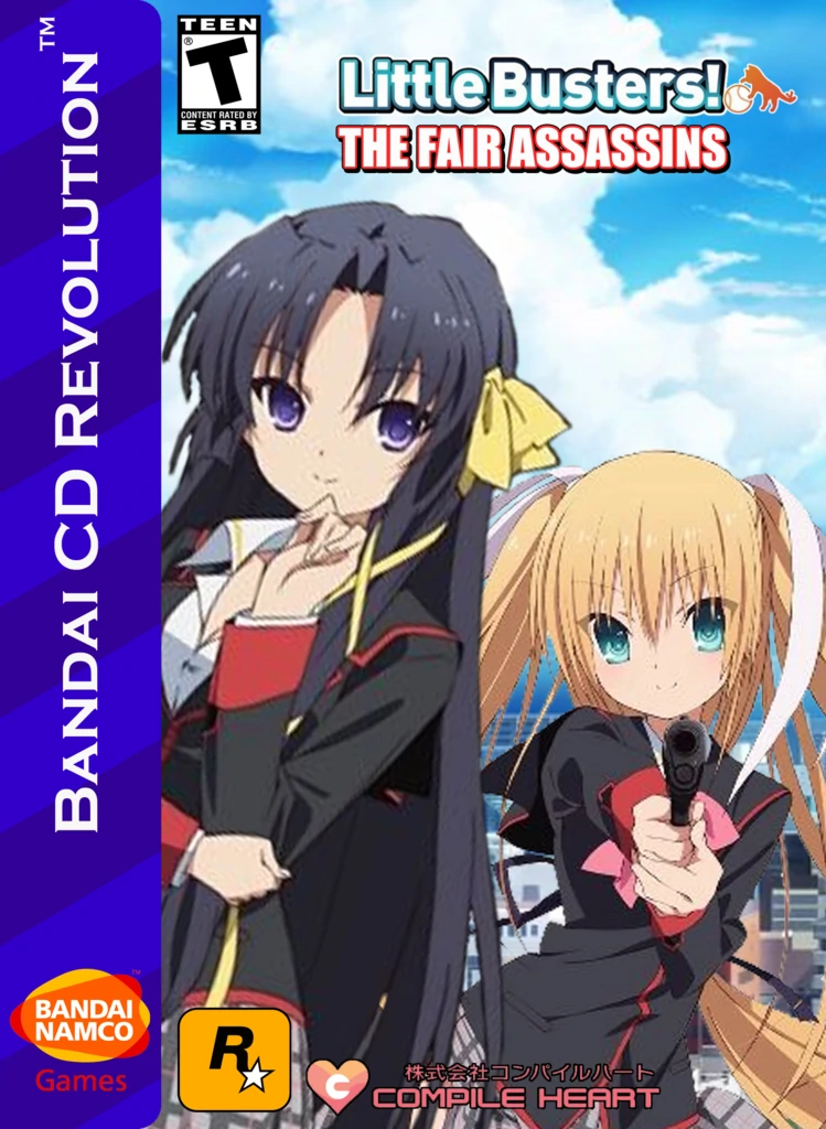 Little Busters!: The Fair Assassins