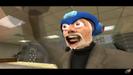 GMOD Videos Super Angry Robot Megaman TOM SCREAM