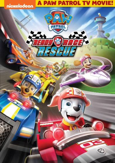 PAW Patrol: Ready Race Rescue (2019)